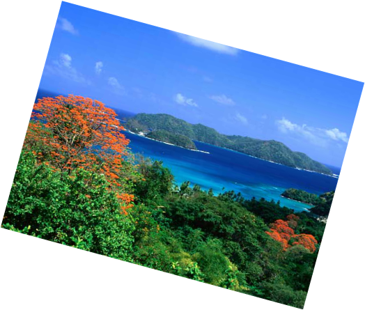 Tobago Island: FRENCH-SPEAKING COUNTRIES REGIONS OF
